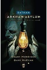 Batman: Arkham Asylum New Edition Kindle Edition