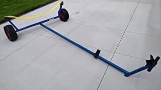 Boat Dolly for Laser Class Sailboat w/Beach Wheels