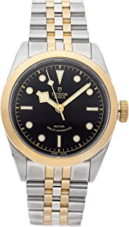 Black Bay Mechanical (Automatic) Black Dial Mens Watch 79543 (Certified Pre-Owned)
