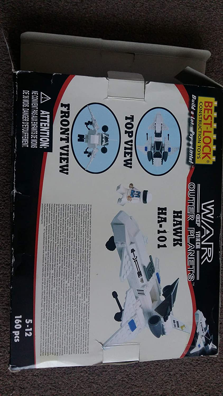 BestLock Hawk Ha101 160 pieces by BestLock