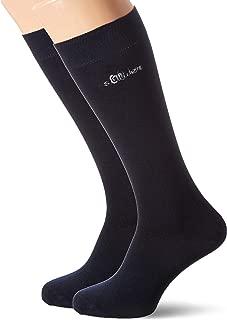s.Oliver Socks Boys Knee-High Socks, Pack of 2