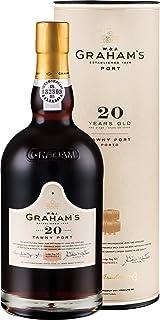 "Graham""s - Tawny Port 20 Years in Tube"
