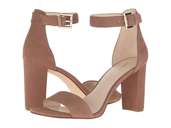 Nine West Nora Block Heel Sandal 6pm