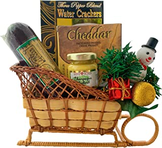 Best sleigh gift basket Reviews