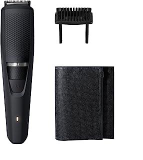 Philips Norelco Beard Trimmer BT3210 / 41 - نظافت بی سیم ، قابل شارژ ، طول قابل تنظیم ، ریش ، ساقه و سبیل