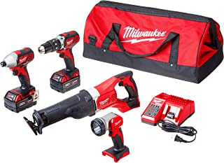 Best milwaukee sawzall combo kit Reviews