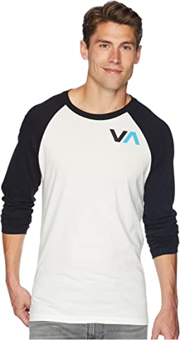 Enter Long Sleeve Raglan