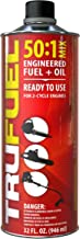 TruFuel 2-Cycle 50:1 Pre-Blended Fuel for Outdoor Power Equipment - 32 oz. (Case of 6) (6525638)