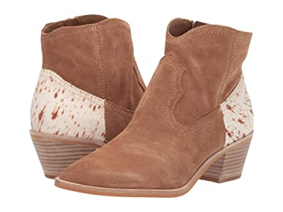 Dolce Vita Senica (Dark Saddle Suede) High Heels
