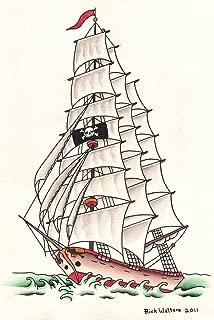 Best galleon ship tattoo Reviews