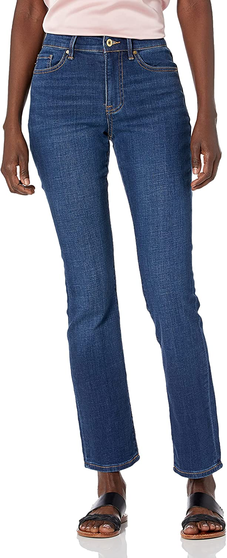 Tommy Hilfiger Women's Tribeca Straight Denim Jean