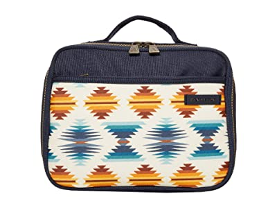Pendleton Canopy Canvas Lunchbox (Falcon Cove Sunset) Handbags