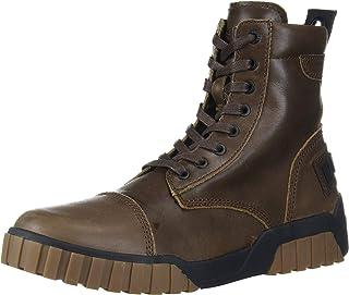 Diesel Men's Le H-RUA Am-Sneaker Mid