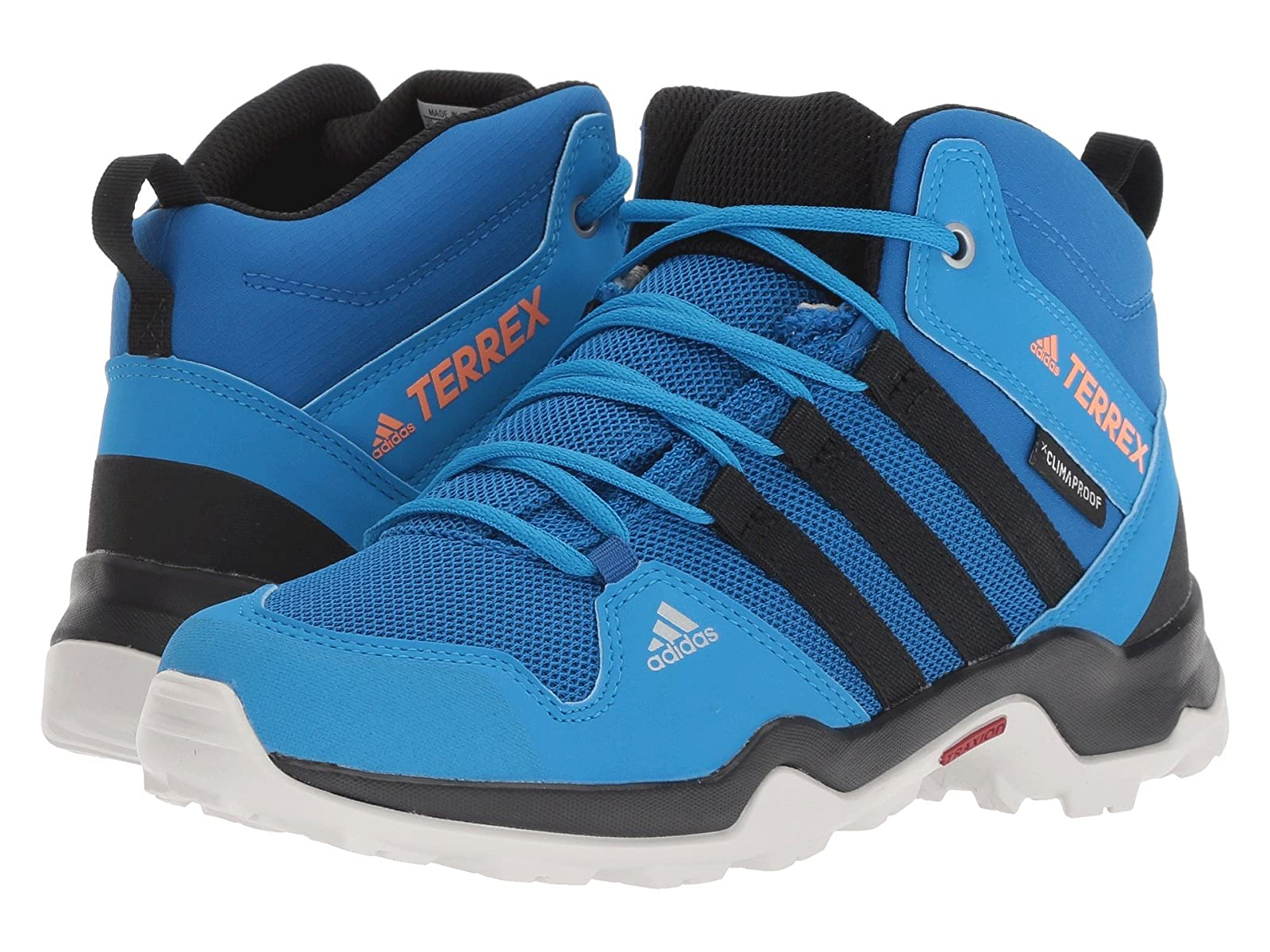 adidas Outdoor Kids Terrex AX2R Mid CP (Little Kid/Big Kid)Selling fashionable and eye-catching shoes