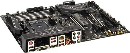 MSI X370 GAMING PRO CARBON ATX ゲーミングマザーボード [AMD RYZEN対応 socket AM4] MB3907