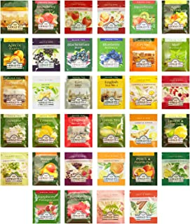 Ahmad Tea Bags Assortment Includes Mints by Variety Fun (100 Count)