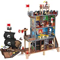 Deals on KidKraft Pirates Cove Wooden Ship Play Set w/ Lights & Sounds