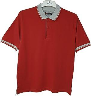 Mens Polo T Shirts Short Sleeve Regular Fit,Collar T Shirt For Men