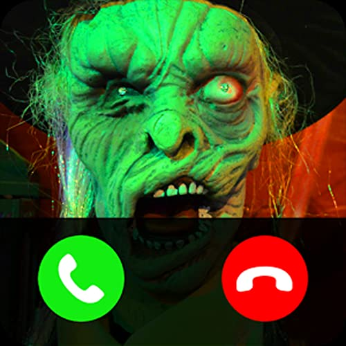 Video Call From Zombie phone