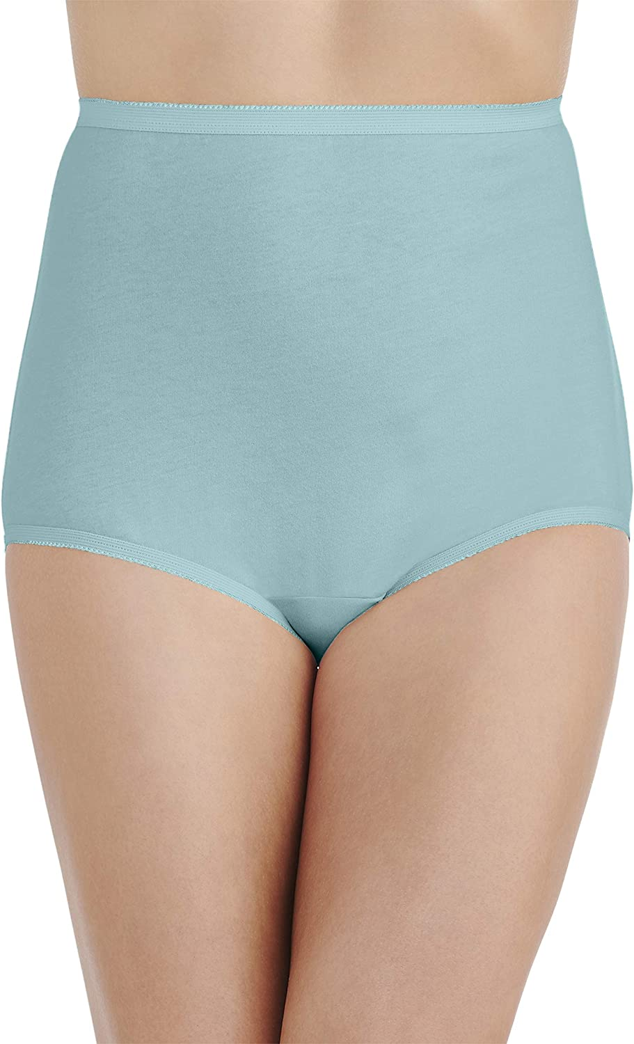 Vanity Fair Women S Underwear Perfectly Yours Traditional Cotton Brief Panties At Amazon Women S Clothing Store