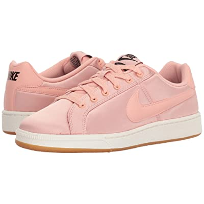 Nike Court Royale Satin (Coral Stardust/Coral Stardust/Sail) Women