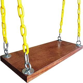 Best wooden play swings Reviews