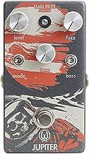Walrus Audio Jupiter V2 Multi-Clip Fuzz Guitar Effects Pedal, Gray