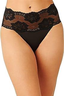 Wacoal Women's Light and Lacy Hi Cut Panty