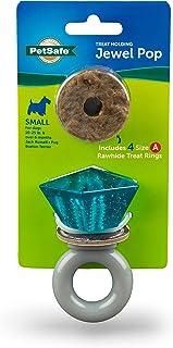 PetSafe Jewel Pop Treat Holding Dog Toy, Small, BB-Jewel-POP-S