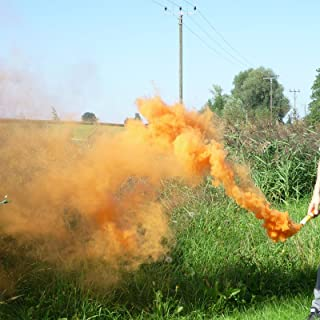Raucherzeuger Mr. Smoke Typ 1 in Orange