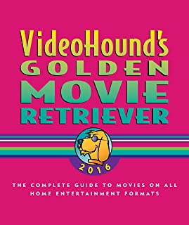 Videohound's Golden Movie Retriever 2016