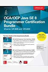 OCA/OCP Java SE 8 Programmer Certification Bundle (Exams 1Z0-808 and 1Z0-809) Kindle Edition