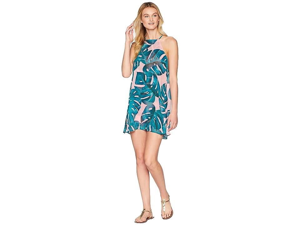 Show Me Your Mumu Byron Dress (Palms Away) Women