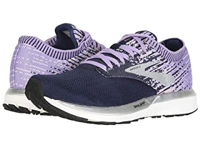 Brooks Ricochet (Purple/Lilac/Navy) Women