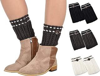 Best girls knit leg warmers Reviews