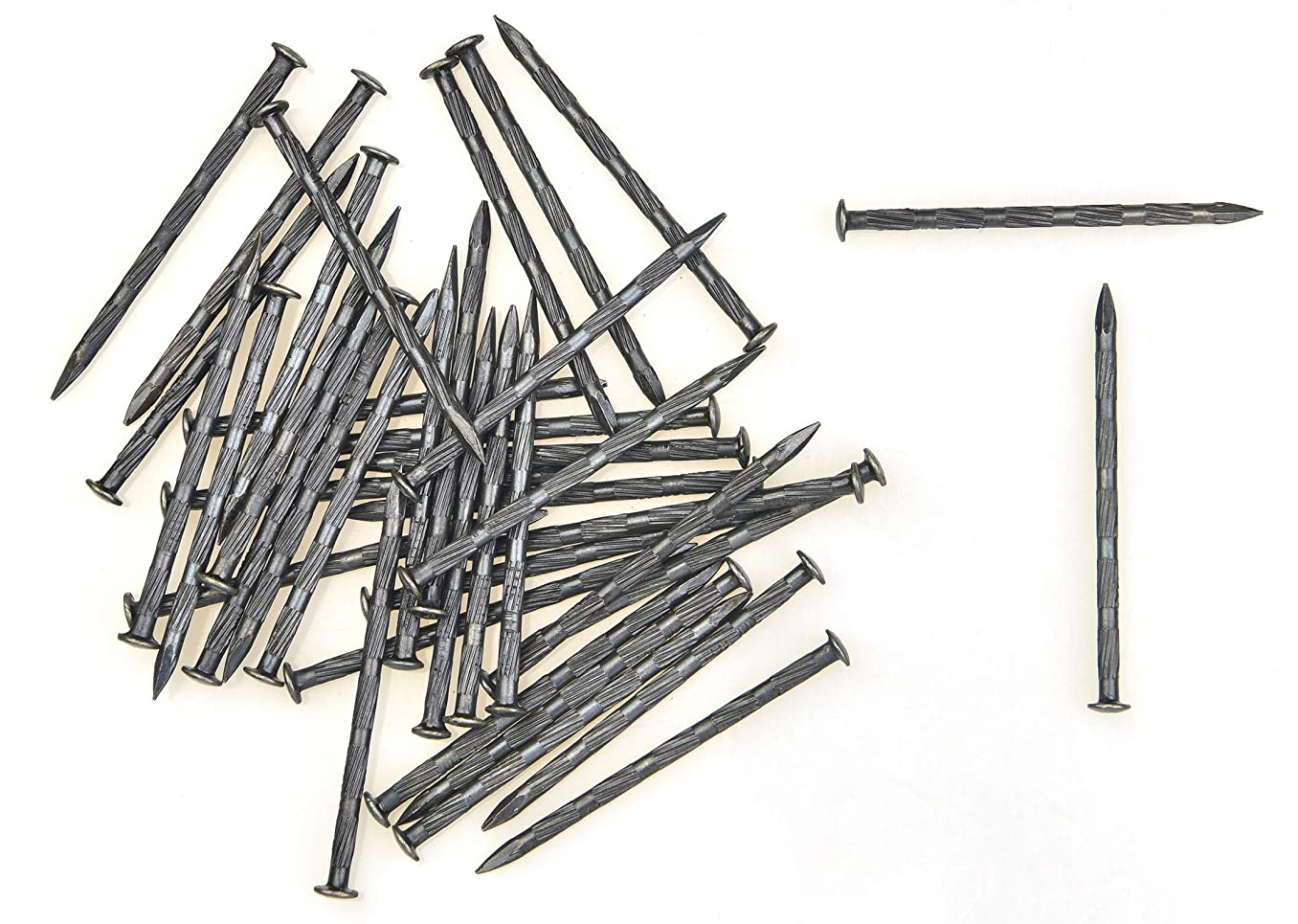 5x100 mm - 3.9 inch Hardened High carbon steel nails for masonry and metal plates 100 pcs. (3.10 lb.)