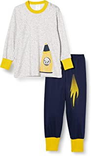 CALIDA Toddlers Astronaut Ensemble de Pijama Mixte bébé