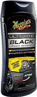 faded black plastic bumper