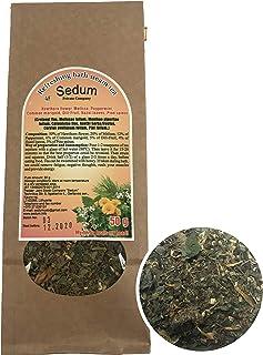 Té Herbal Sedum Mezcla - Espino, melisa, menta fresca, cal