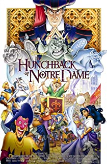Poster USA - Disney Classics The Hunchback of Notre Dame Poster GLOSSY FINISH - DISN064 (24