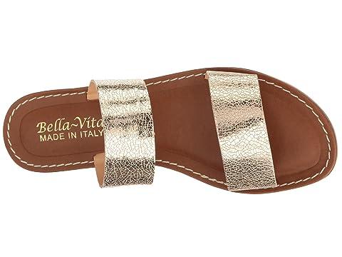 oro Imo de Italy agrietado Vita Cuero Bella SZ508WWU