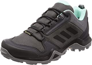 adidas Damen Terrex Ax3 GTX W Trekking- & Wanderhalbschuhe, grau, 43.3 EU