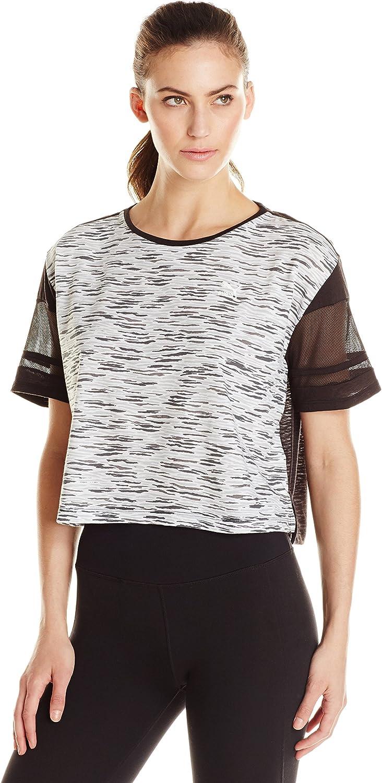 PUMA Women's Crop T-Shirt