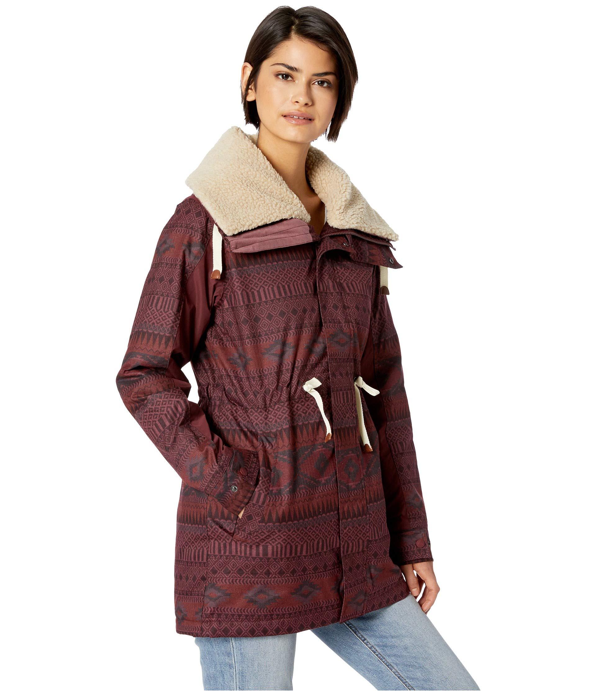 Port Hazelton Freya Royal Weave Jacket Burton 1BOqS