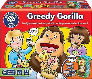Orchard Toys Greedy Gorilla Game, multi-colour