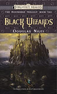 Black Wizards (Forgotten Realms: Moonshae Book 2)