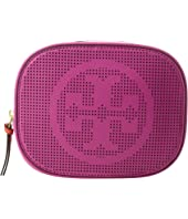 Tory Burch - Logo Perforated Cosmetic Case