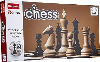Funskool Games Chess Set, Black and White