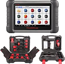 Autel Scanner MaxiDAS DS808K Same with MaxiSys MS906 OBD2 Scanner includes Active Test/Oil Reset/TPMS/EPB/ABS/SRS/SAS/DPF, Fuel Injector Sync/Monitor Misfires/Graph Real-time Sensors/Overhead Console