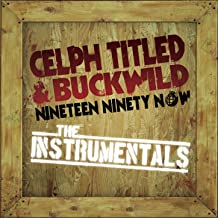 Nineteen Ninety Now: The Instrumentals